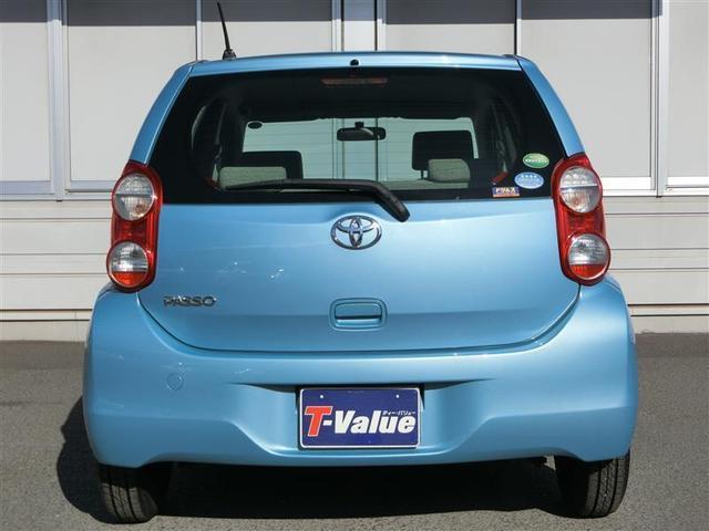 トヨタ パッソ X ユルリ CD スマートキー 全国対応保証付き