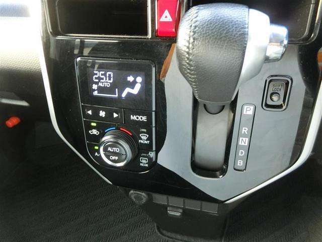 カスタムG-T 全国対応保証付き 純正7インチナビ DVD CD Bluetooth フルセグ 両側電動スライドドア オートエアコン 衝突軽減ブレーキ(10枚目)
