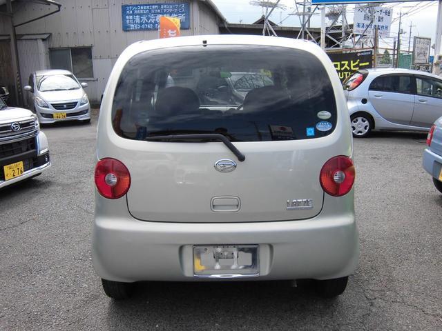 ダイハツ ムーヴラテ X 軽自動車 キーレス CDMD ベンチシート 保証付き