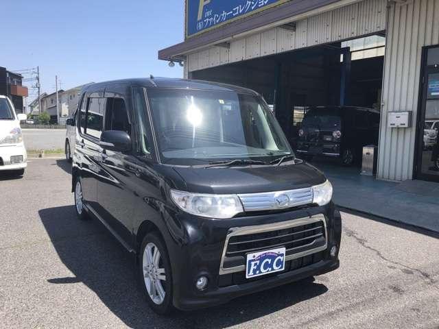 ★カスタムRS・4WD・・純正ナビ/TV・ETC・左パワスラ
