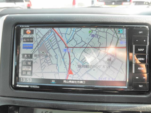 トヨタ ウィッシュ 1.8S 4WD ナビ フルセグTV BTオーディオ ETC