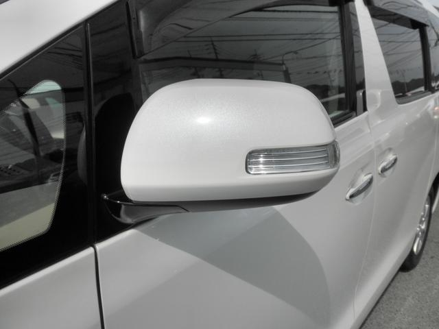 トヨタ アルファード 240X 純正SDフルセグナビ 後席フリップダウン ETC