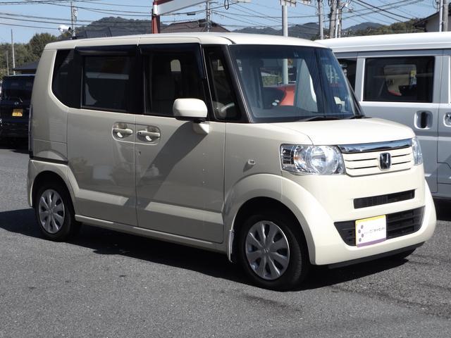 「ホンダ」「N-BOX+カスタム」「コンパクトカー」「岡山県」の中古車3
