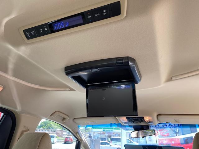 2.5X 4WD トヨタセーフティセンス フリップダウンモニター DVD再生 バックカメラ bluetoothオーディオ ETC 純正17インチアルミ LEDヘッドライト 2年保証(11枚目)