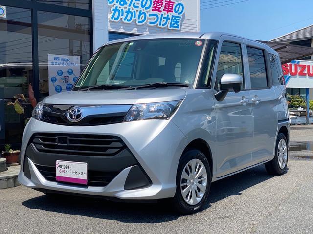 「トヨタ」「タンク」「ミニバン・ワンボックス」「岡山県」の中古車2