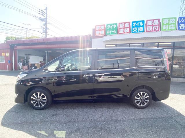 Xi SDナビ bluetooth フルセグTV トヨタセーフティセンス 衝突軽減ブレーキ 電動スライドドア フリップダウンモニター バックカメラ ETC LEDヘッドランプ 8人乗り 保証付 純正アルミ(51枚目)
