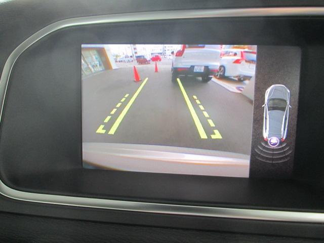 HDDナビゲーションシステム。勿論テレビもフルセグでご覧頂けます。また、リバース時には、バックモニターとして、ご覧のようにガイドラインも表示されますので安心・安全な車庫入れができます。便利です。