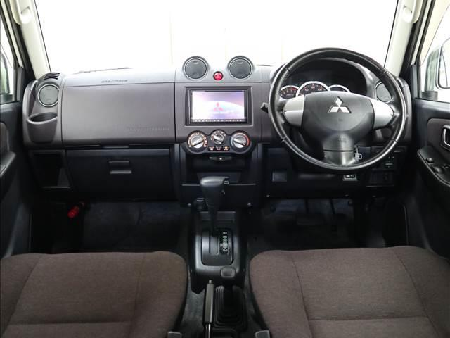 三菱 パジェロミニ ナビエディション ターボ VR 4WD