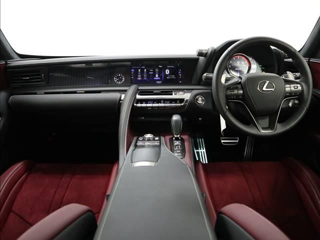 """LC 500 """"S package""""(3枚目)"""