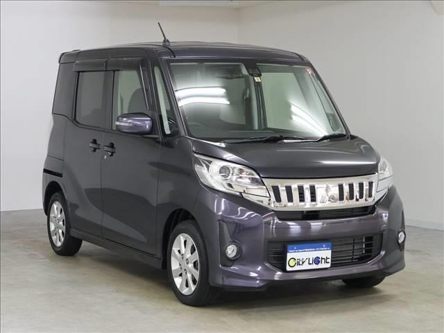 「三菱」「eKスペースカスタム」「コンパクトカー」「岡山県」の中古車12