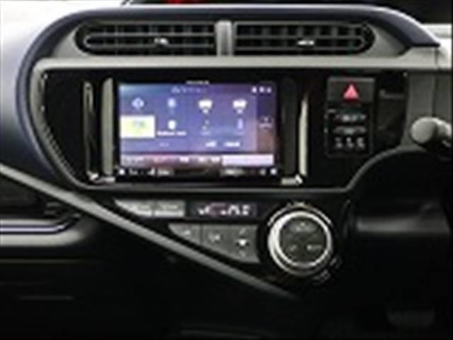 S 社外ナビ フルセグ ETC キーレス AAC(4枚目)
