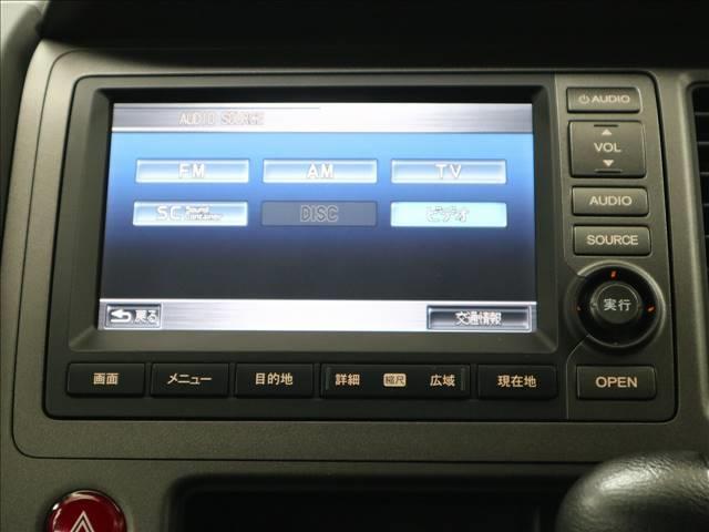 HDDナビエディション ホンダインターナビ バックカメラ HIDオートライト キーレス ETC 7人乗り(6枚目)