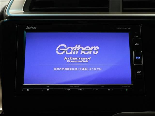 13G・F 純正ナビ フルセグ バックカメラ スマートキー プッシュスタート LEDオートライト アイドリングストップ ETC(6枚目)