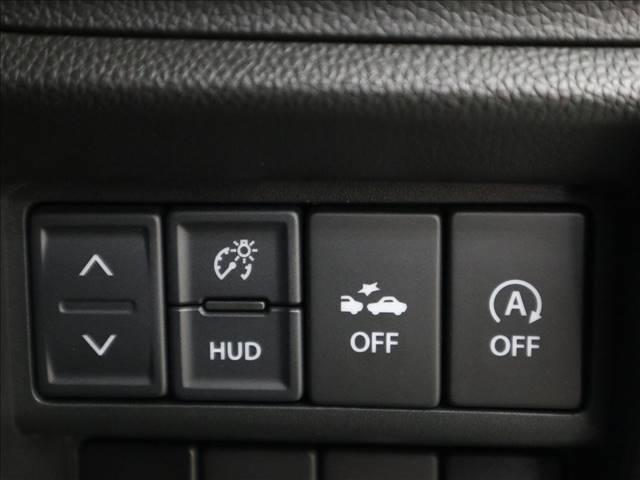 ハイブリッドX 全方位モニターパッケージ デュアルカメラブレーキサポート スマートキー プッシュスタート HUD LEDオートライト アイドリングストップ 純正アルミ(8枚目)