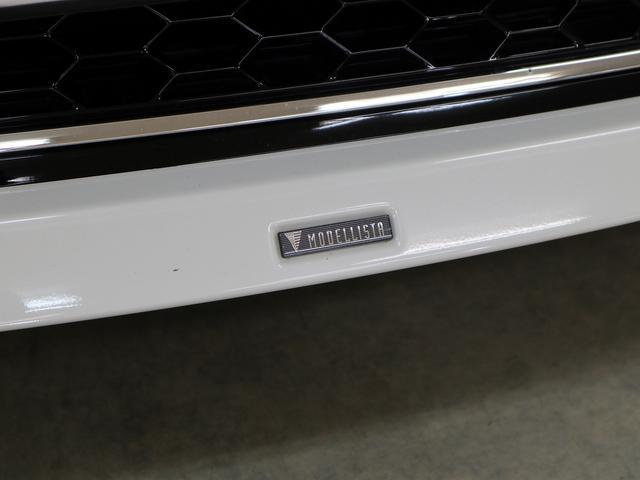 ハイブリッド ダブルバイビー HYBRID W×B トヨタセーフティセンス 純正ディスプレィオーディオ フルセグ バックカメラ モデリスタエアロ レーダークルーズコントロール スマートキー プッシュスタート ハーフレザー調シート(33枚目)