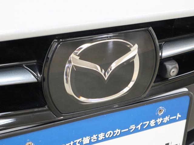 15Sノーブルクリムゾン 15S Noble Crimson スマートブレーキサポート 360度カメラ スマートキー プッシュスタート マツダコネクトナビ フルセグ ETC ドラレコ(44枚目)