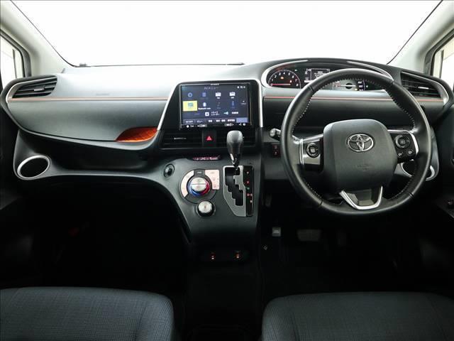G 7人乗り トヨタセーフティセンス スマートキー プッシュスタート 両側パワースライドドア 8インチナビ フルセグ バックカメラ(3枚目)