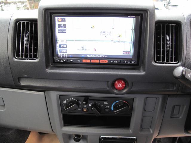 日産 NV100クリッパーバン GXハイルーフ 純正ナビTV キーレス 全国2年保証