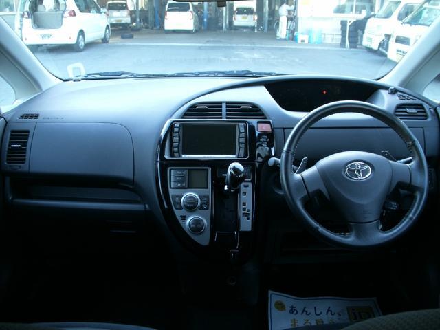 トヨタ ラクティス G Sパッケージ DVDナビ・フルセグ・バックカメラ・ETC