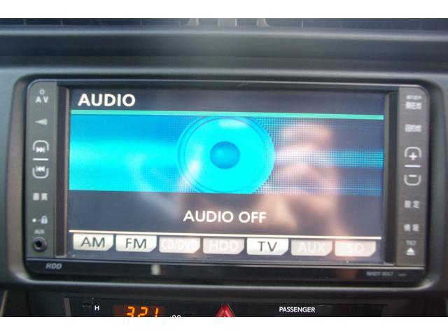 G フル装備・ABS・Wエアーバック・HDDナビ・DVD再生・CD・ミュージックサーバーETC・キーレス・純正17インチアルミ・フォグランプ(14枚目)