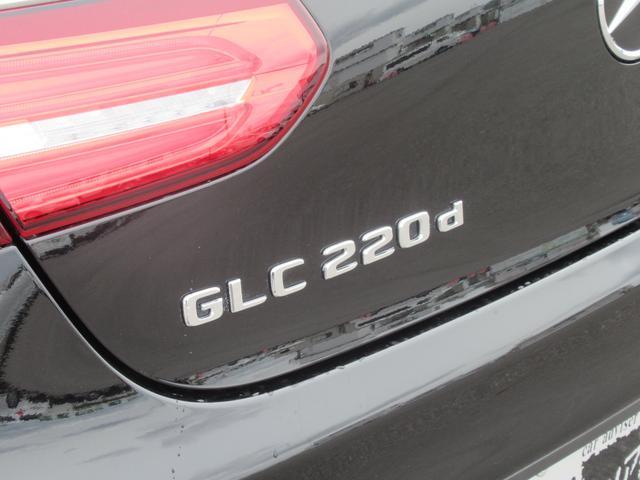 GLC220d 4マチッククーペスポーツ(本革)サンルーフ(18枚目)