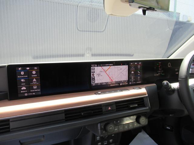 アドバンス ワイドスクリーンホンダコネクト サイドミラーカメラ シート&ステアリングヒーター スカイルーフ 純正17インチ  登録済み未使用車(36枚目)
