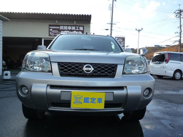 「日産」「エクストレイル」「SUV・クロカン」「岡山県」の中古車3