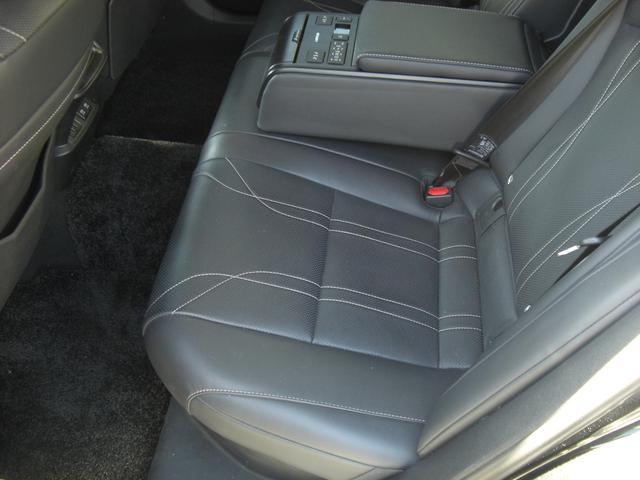 ES300h バージョンL サンルーフ デジタルインナーミラー パノラマビュー Pシート パワートランク HUD BSM LTA シートヒーター リヤシートヒーター ステアリングヒーター ETC 置くだけ充電 走行中TV(15枚目)