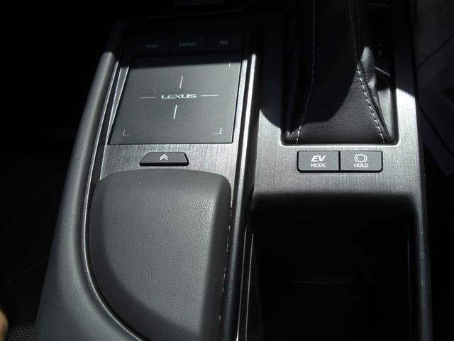 ES300h バージョンL サンルーフ デジタルインナーミラー パノラマビュー Pシート パワートランク HUD BSM LTA シートヒーター リヤシートヒーター ステアリングヒーター ETC 置くだけ充電 走行中TV(28枚目)