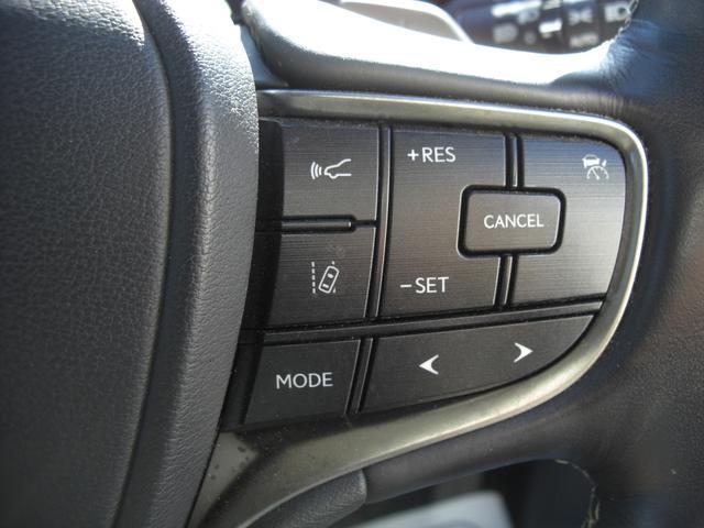 ES300h バージョンL サンルーフ デジタルインナーミラー パノラマビュー Pシート パワートランク HUD BSM LTA シートヒーター リヤシートヒーター ステアリングヒーター ETC 置くだけ充電 走行中TV(31枚目)