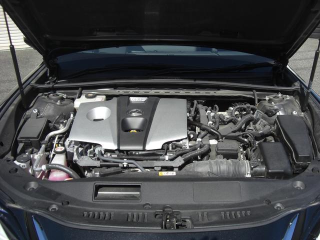 ES300h バージョンL サンルーフ デジタルインナーミラー パノラマビュー Pシート パワートランク HUD BSM LTA シートヒーター リヤシートヒーター ステアリングヒーター ETC 置くだけ充電 走行中TV(37枚目)