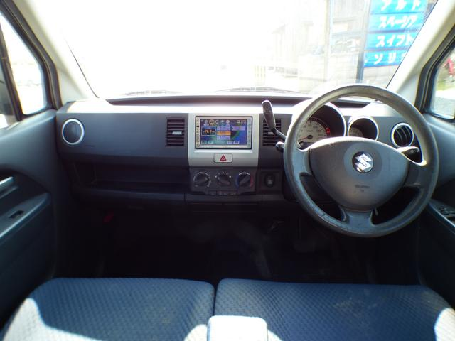 スズキ ワゴンR FX キーレス CD MD ベンチシート ダブルエアバッグ