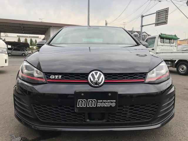 フォルクスワーゲン VW ゴルフGTI ベースグレード