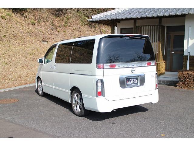 「日産」「エルグランド」「ミニバン・ワンボックス」「岡山県」の中古車7