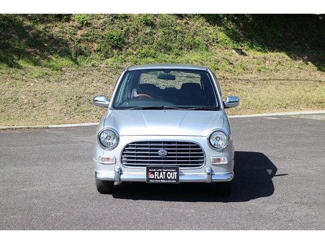 「ダイハツ」「ミラジーノ」「軽自動車」「岡山県」の中古車3