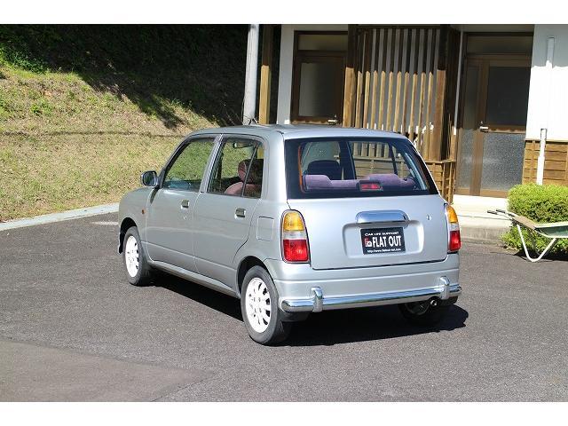 「ダイハツ」「ミラジーノ」「軽自動車」「岡山県」の中古車8