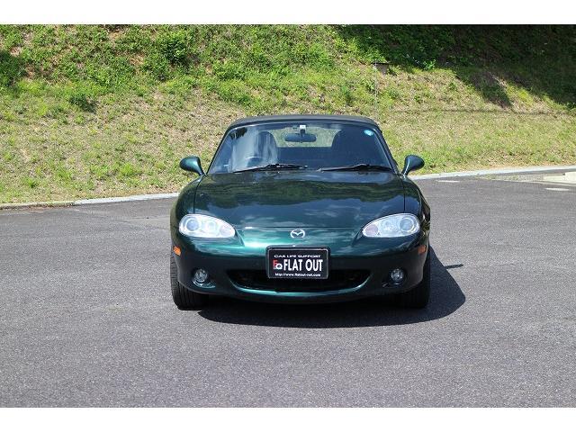 「マツダ」「ロードスター」「オープンカー」「岡山県」の中古車2