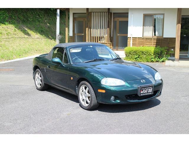 「マツダ」「ロードスター」「オープンカー」「岡山県」の中古車3
