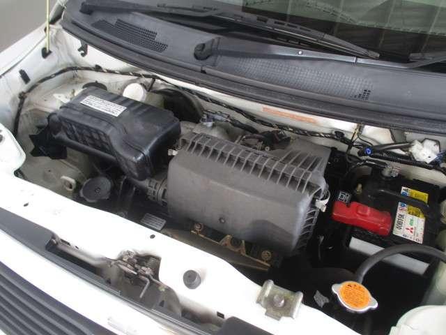 三菱 eKワゴン M 距離無制限保証1年付 CD/MDデッキ付
