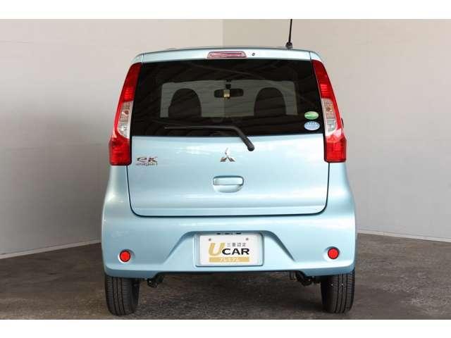 E 距離無制限保証3年付 オーディオレス車 シートヒーター付(15枚目)