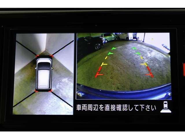Gセーフティパッケージ 距離無制限保証3年付 ドライブレコーダー バックカメラ アルミホイール アイドリングストップ スマートキー シートヒーター ABS アラウンドビューモニター 前後誤発進抑制機能(2枚目)