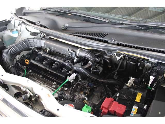 ハイブリッドMX 距離無制限保証3年付 メモリーナビ付 クルコン アルミホイール メモリーナビ ETC ABS 衝突被害軽減システム キーレス シートヒータ スマートキー ナビTV フルセグTV(16枚目)