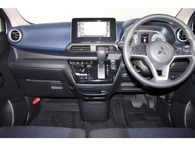 T 距離無制限保証3年付 メモリーナビ付 全方位 ターボ 4WD ETC メモリーナビ バックカメラ LED スマートキー シートヒーター ナビTV 地デジ E-アシスト アイドルSTOP キーレス(3枚目)