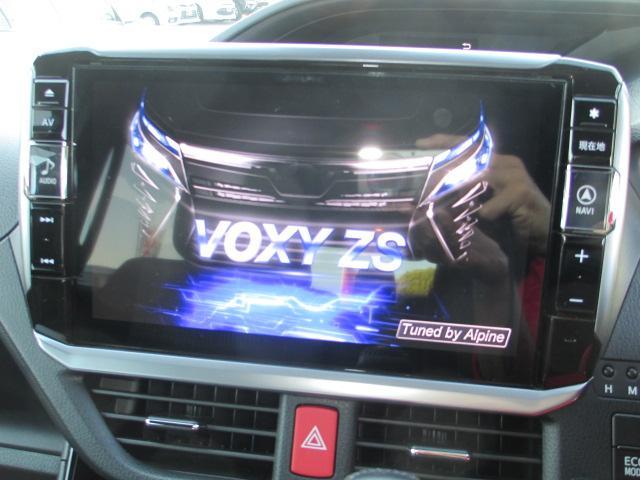 ZS セーフティセンス 7人乗 アイドリングS Goo鑑定車 衝突被害軽減ブレーキ 両側自動ドア スマートキー付き リアエアコン ETC付 フロント・サイド・バックカメラ Bluetooth LEDライト オートクルーズ アルパイン11型SDナビTV フルセグ(2枚目)