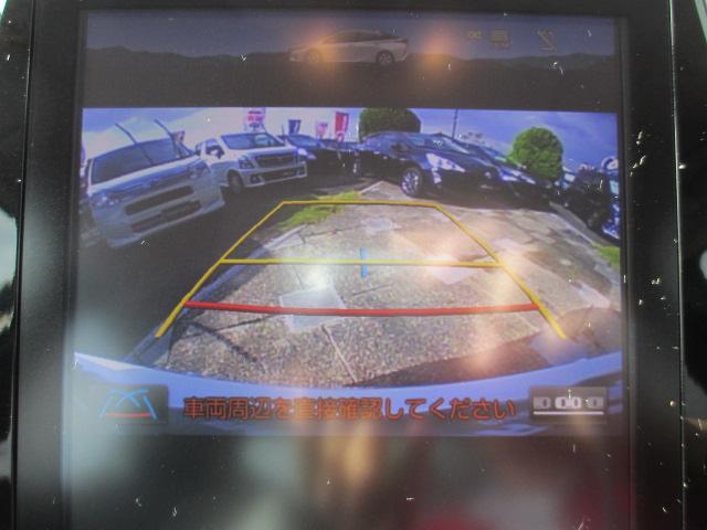 バックモニター付き☆駐車の際、これがあれば運転に自信が無い方も安心です!一度使うと手放せない装備です☆