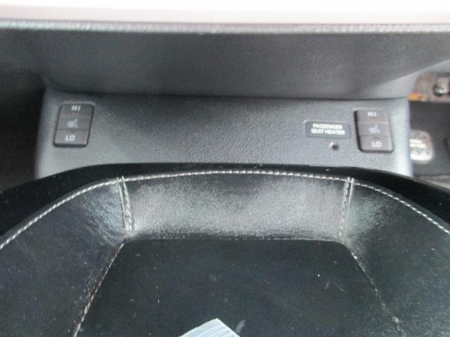 シートヒーター付き!シートに装備される暖房装置です。寒い冬も暖かいですよ