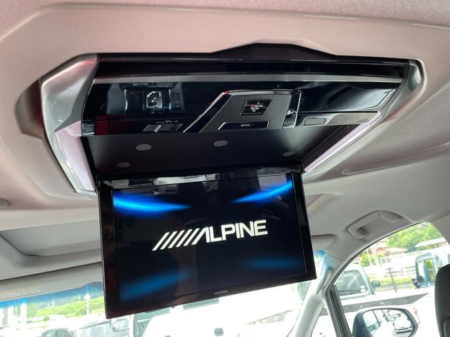 2.5S Cパッケージ 禁煙車 ツインSR パワーバックドア アルパイン11型SDナビ 12.8型リアフリップダウンM 3眼LEDヘッドライト・フォグ デジタルインナーミラー 両側パワースライドドア バックカメラ シーケンシャルターンランプ Goo鑑定車(48枚目)