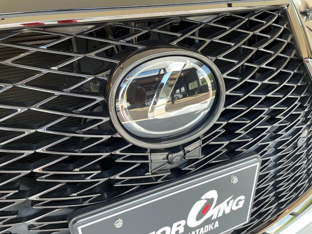 NX300 Fスポーツ ワンオーナー車 4WD サンルーフ 赤革エアーシート 3眼LEDヘッドライト 純正SDナビ 360度カメラ ステアリングヒーター カラーヘッドアップディスプレイ パワーバックドア シーケンシャルターンランプ ETC2.0 Goo鑑定車(5枚目)