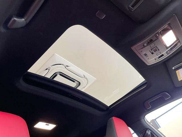 NX300 Fスポーツ ワンオーナー車 4WD サンルーフ 赤革エアーシート 3眼LEDヘッドライト 純正SDナビ 360度カメラ ステアリングヒーター カラーヘッドアップディスプレイ パワーバックドア シーケンシャルターンランプ ETC2.0 Goo鑑定車(10枚目)