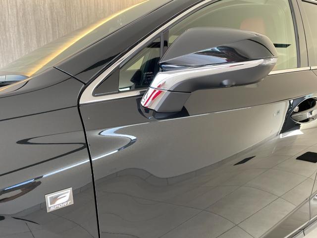 NX300 Fスポーツ ワンオーナー車 4WD サンルーフ 赤革エアーシート 3眼LEDヘッドライト 純正SDナビ 360度カメラ ステアリングヒーター カラーヘッドアップディスプレイ パワーバックドア シーケンシャルターンランプ ETC2.0 Goo鑑定車(27枚目)